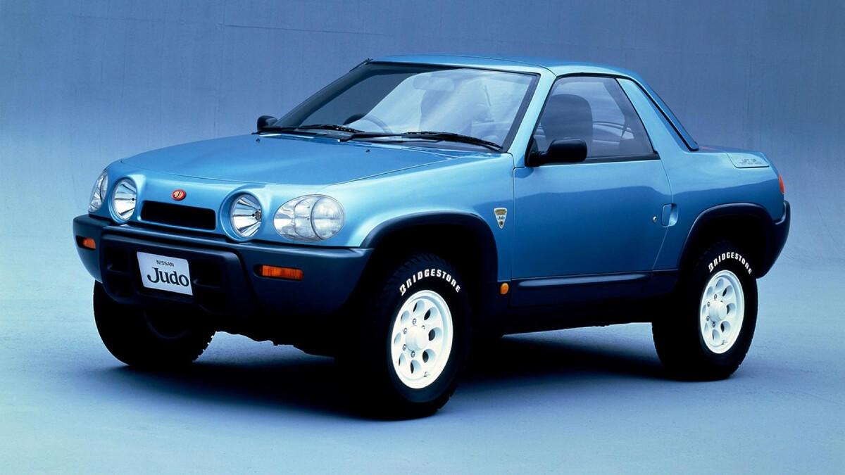 The Nissan Judo