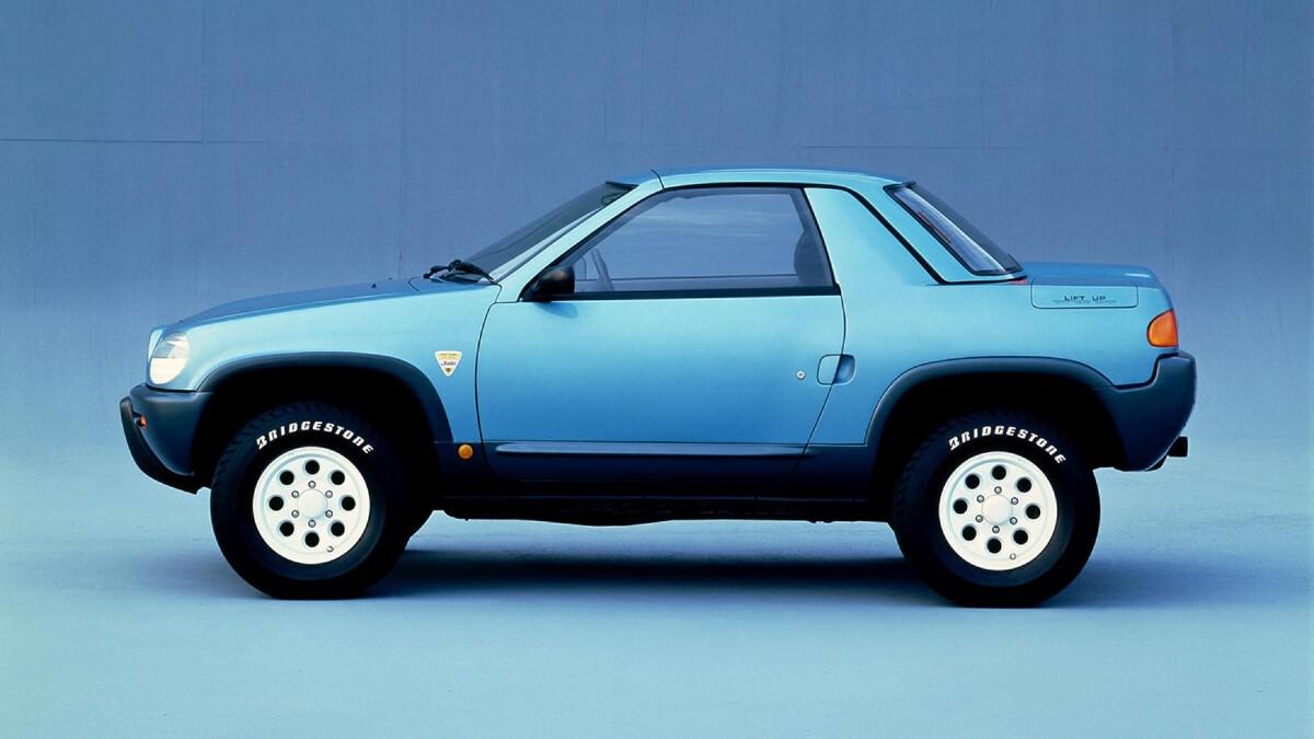The Nissan Judo profile