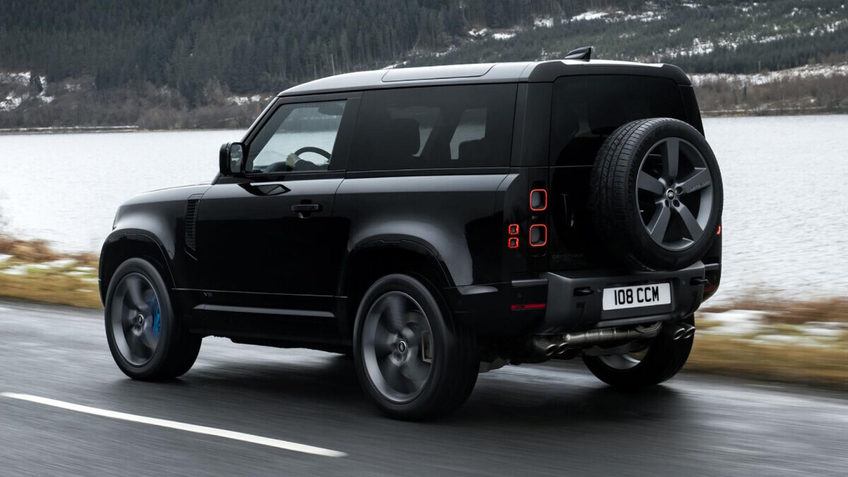 2021 Land Rover Defender V8: Price, Specs, Features