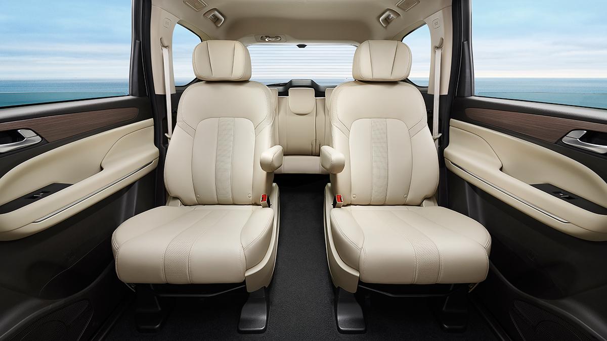 The GAC GN6 interior