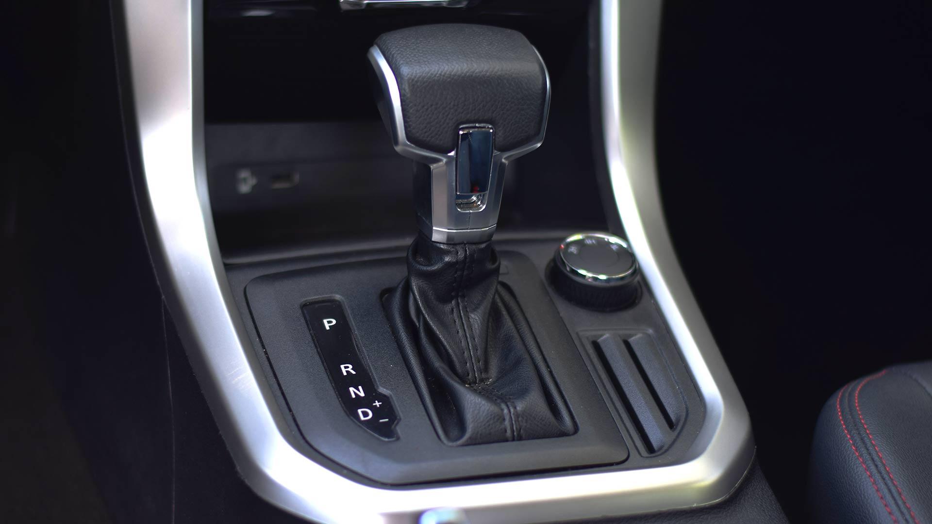 The Maxus T60 alternative angle