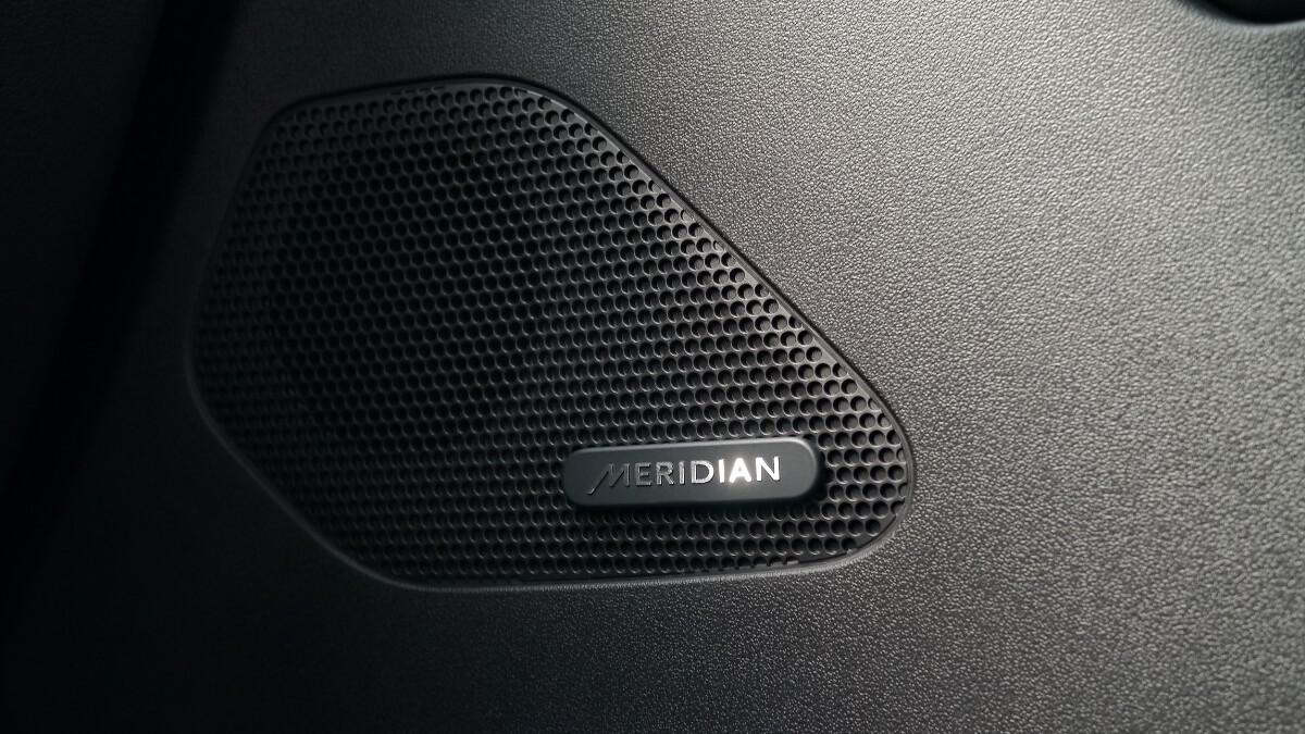 Jaguar F-Pace R-Sport Door Speakers