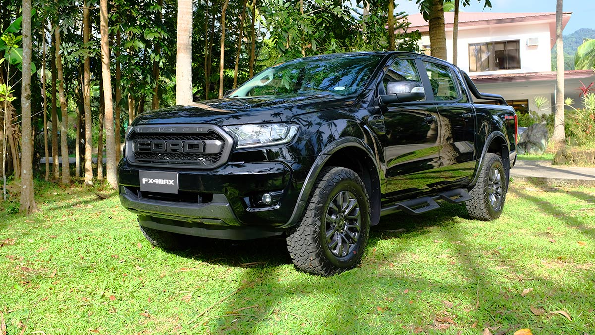 The Ford Ranger FX4 Max