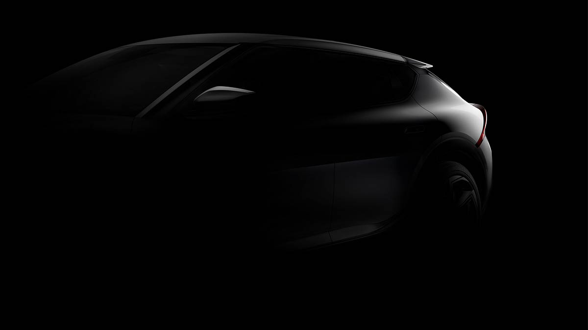 The Kia EV6 Teaser