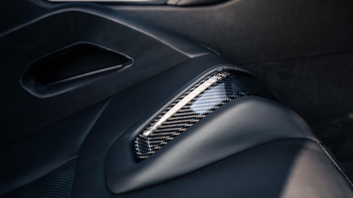 The BMW M3 Seat Details