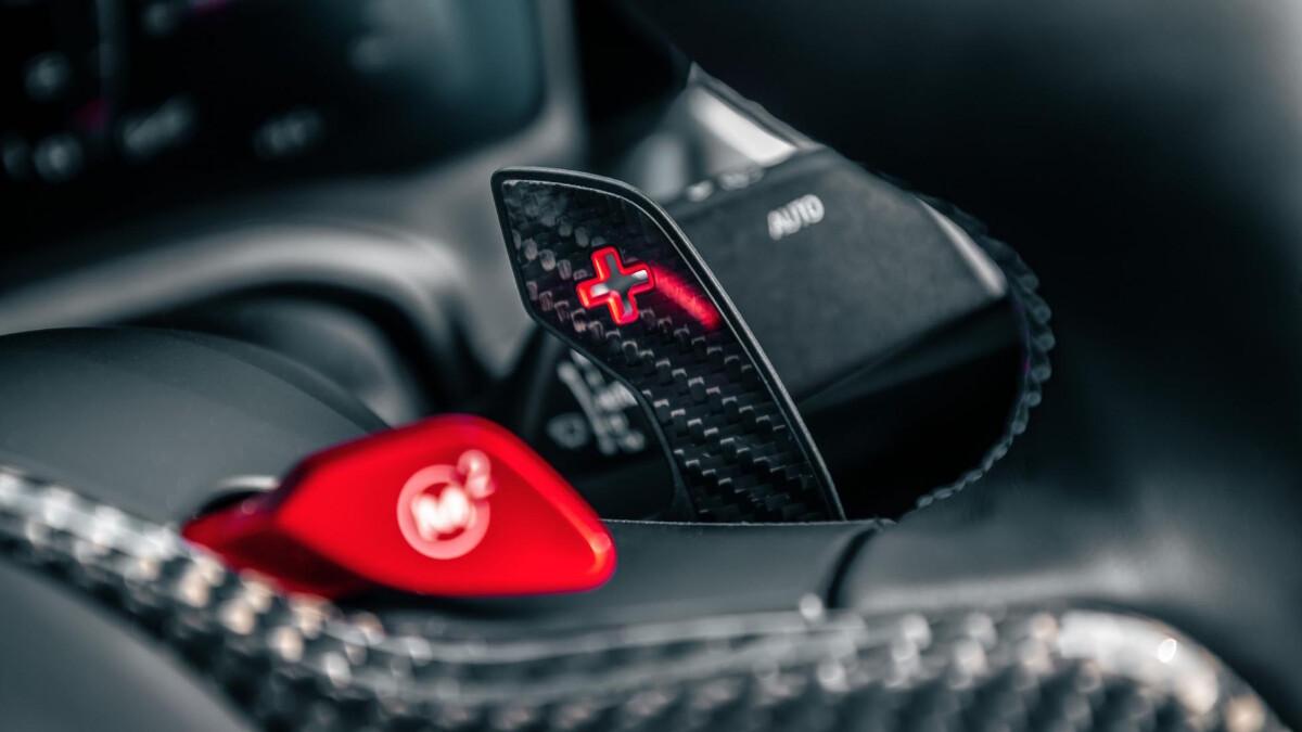 The BMW M3 Steering Wheel Controls