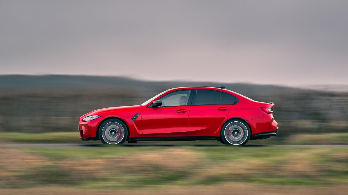 The BMW M3 Profile