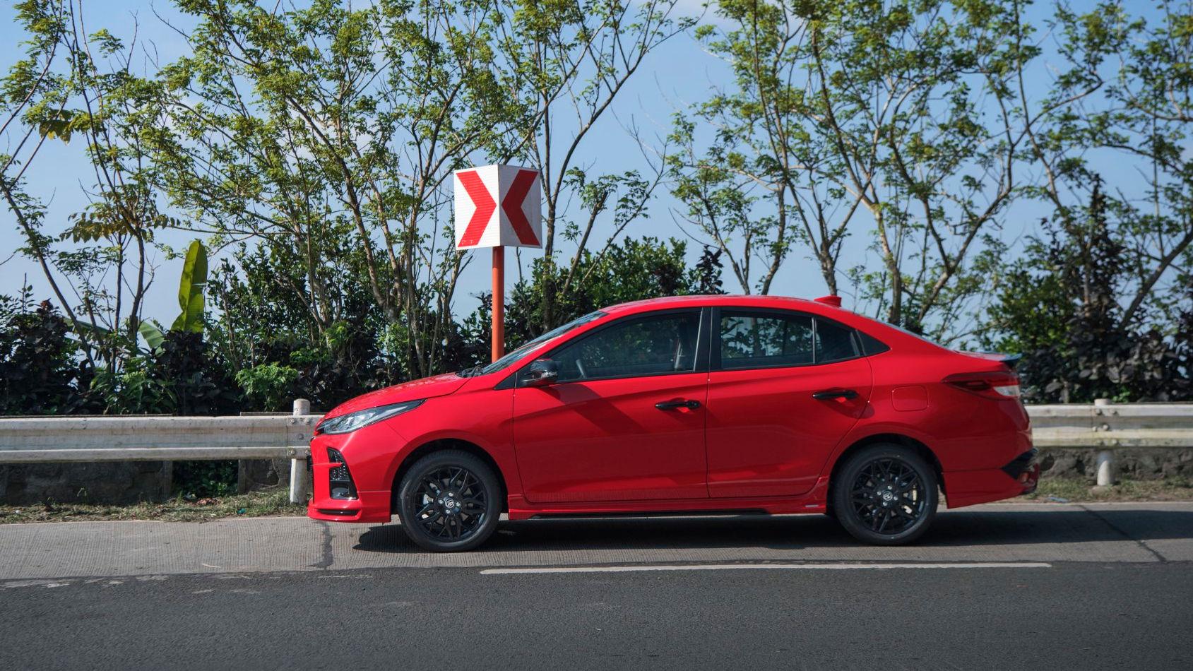 Toyota Vios GR-S Profile