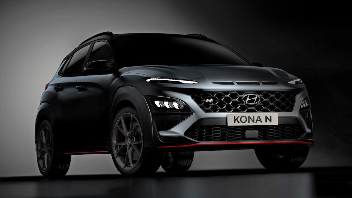 The Hyundai Kona N