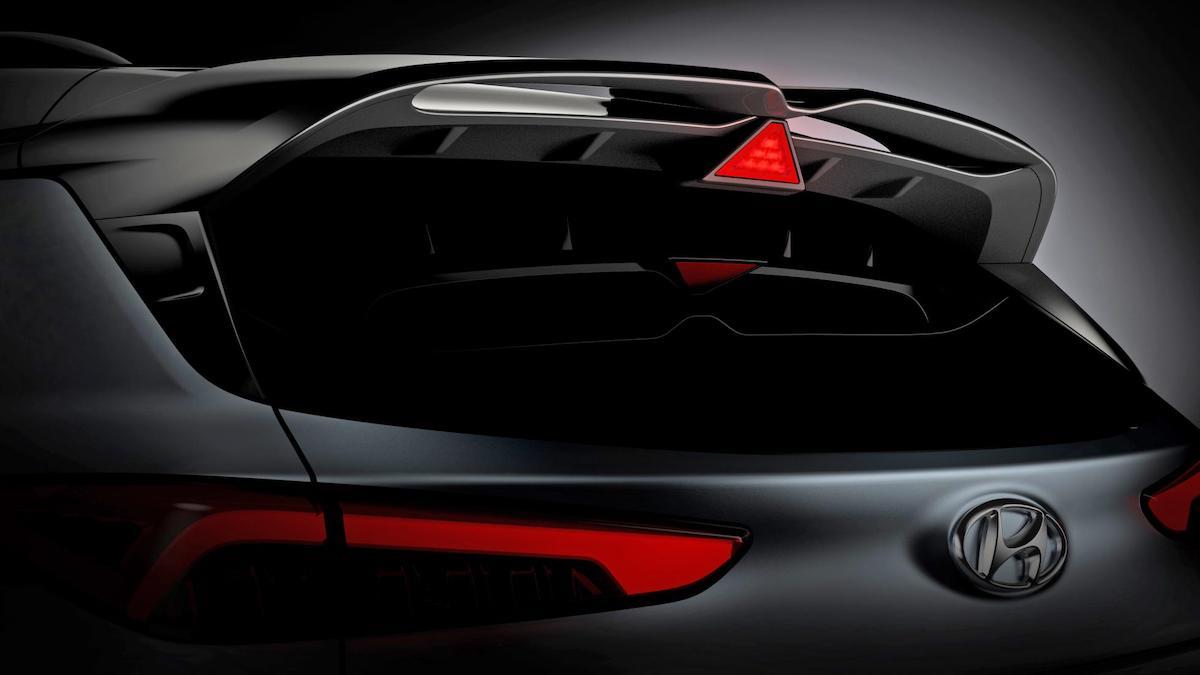 Hyundai Kona N Spoilers