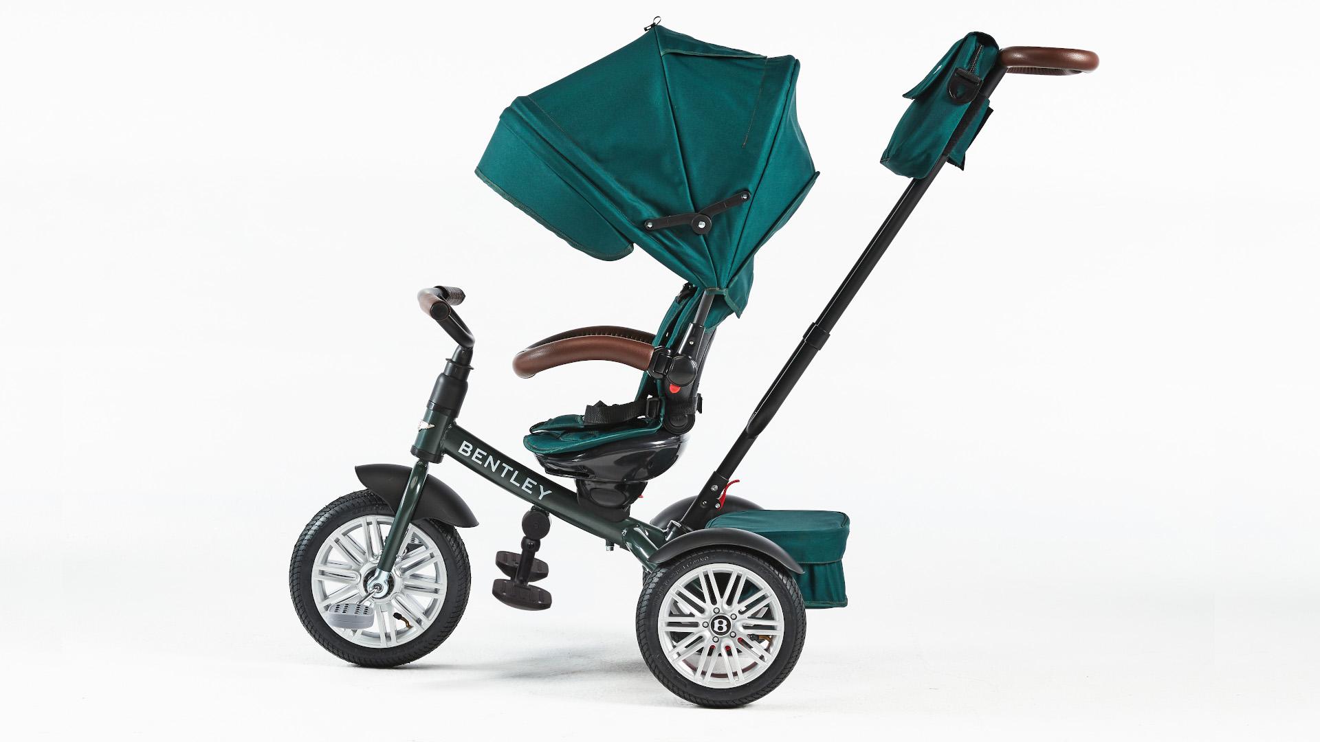 The Bentley Trike in Green