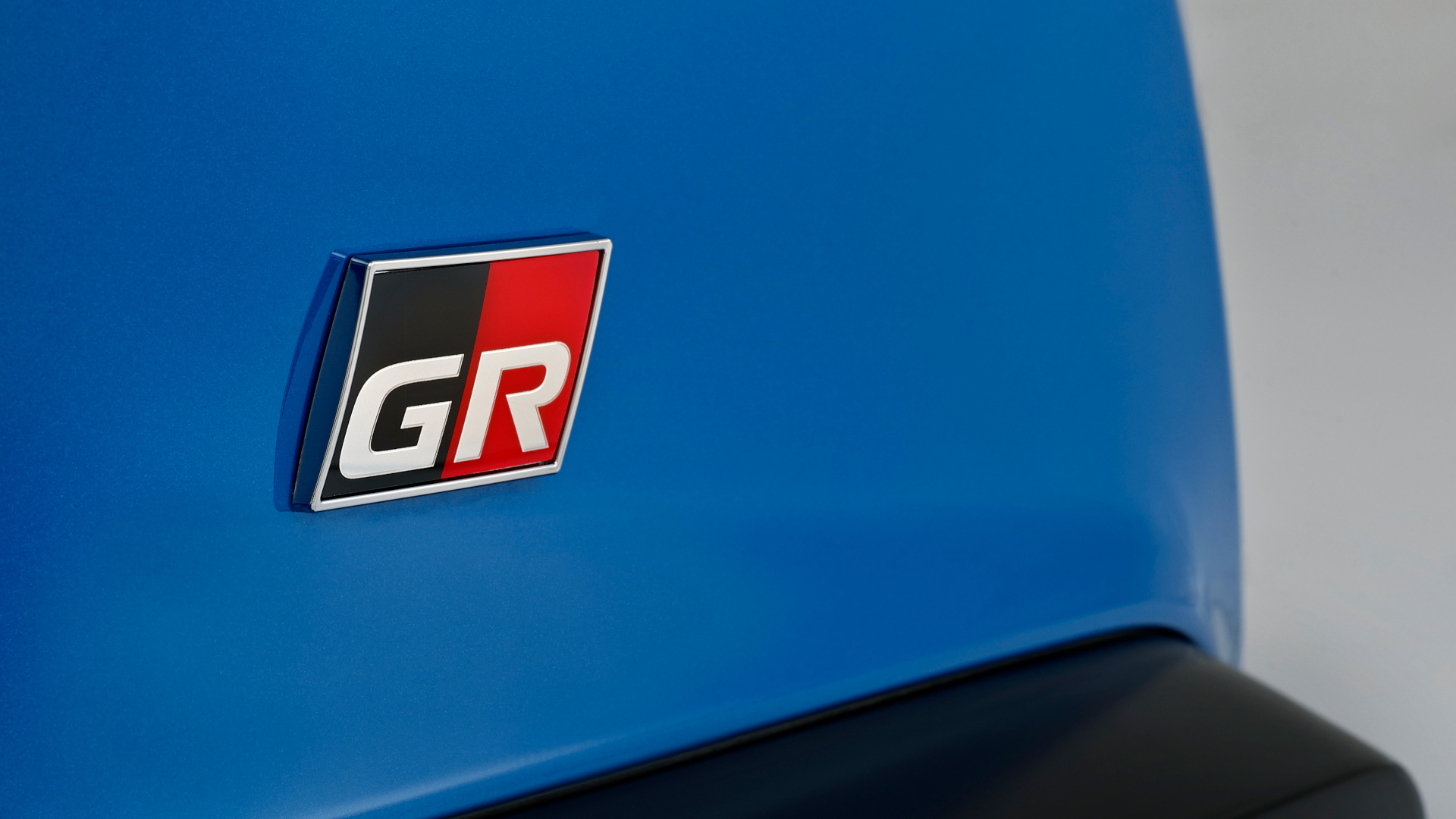 The Toyota GR Emblem