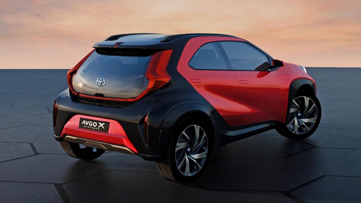 The Toyota Aygo X