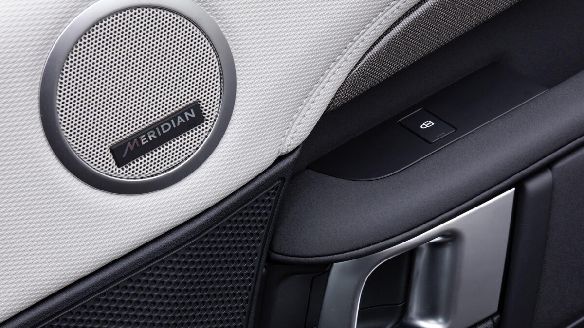 The Land Rover Discovery Door Mounted Speakers