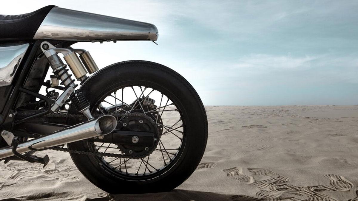 The Bandit9 Jaeger Rear Tire