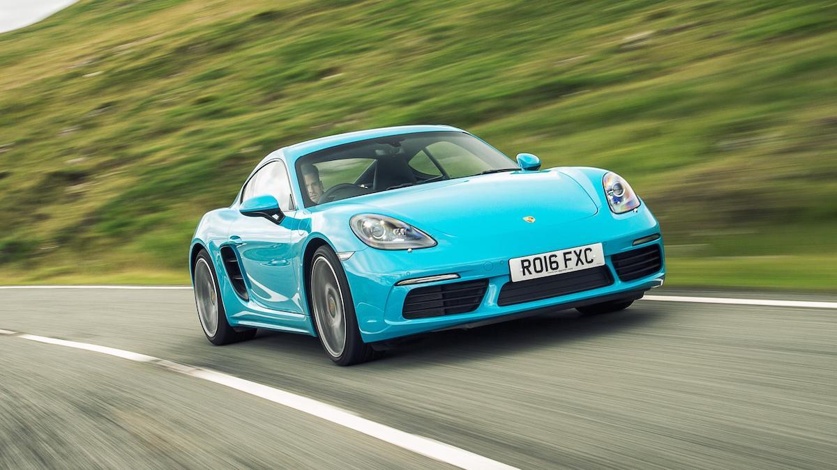 The Porsche Boxster