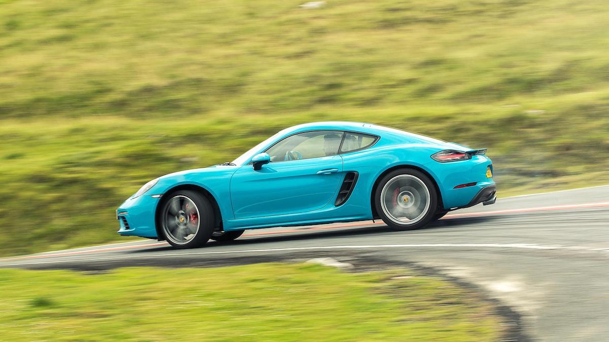 The Porsche Boxster Profile