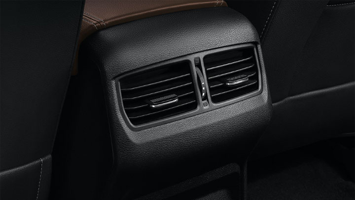 The 2021 MG Extender Airconditioning Vent
