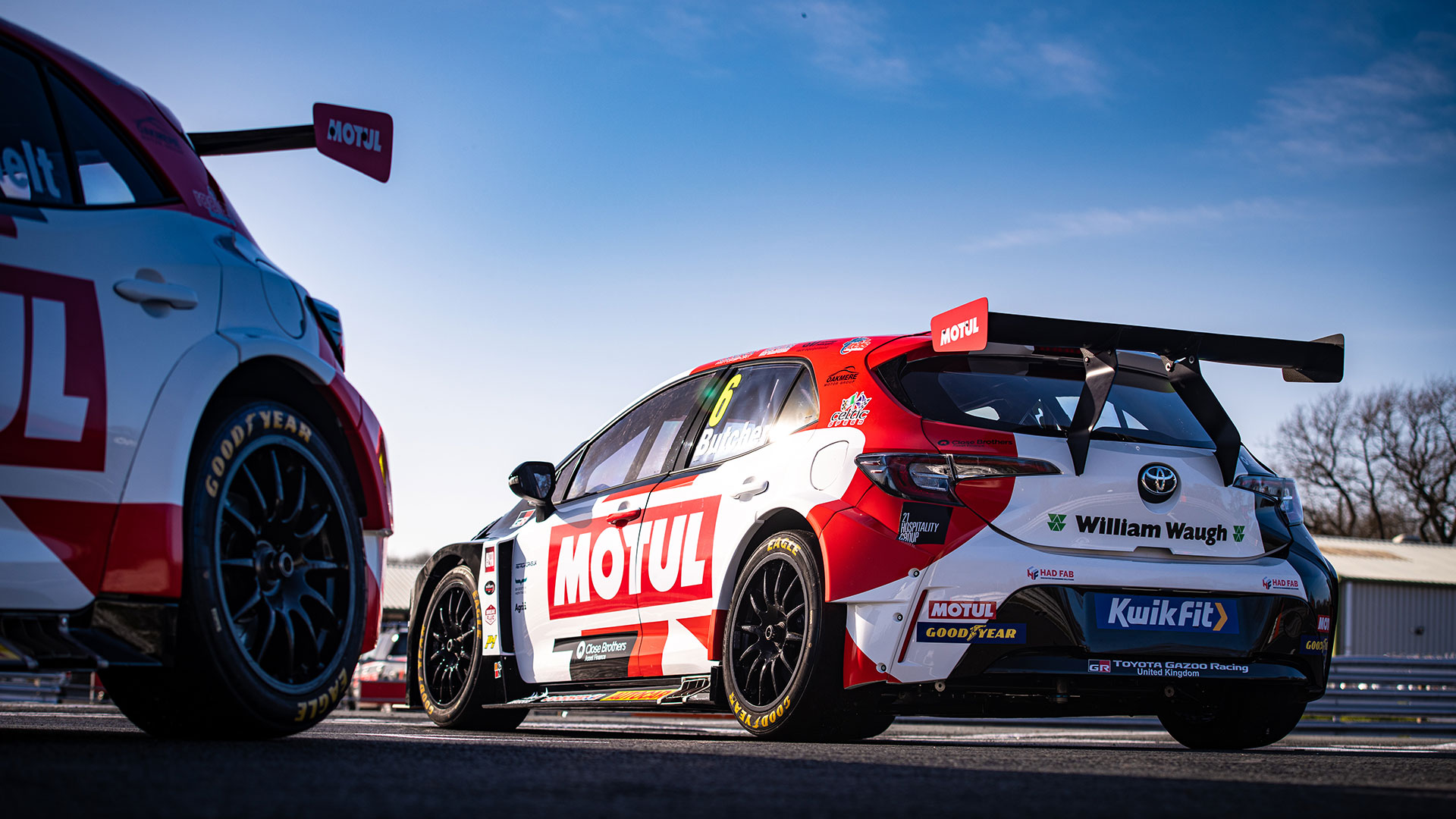 The Toyota Corolla Hatch With New Liveries