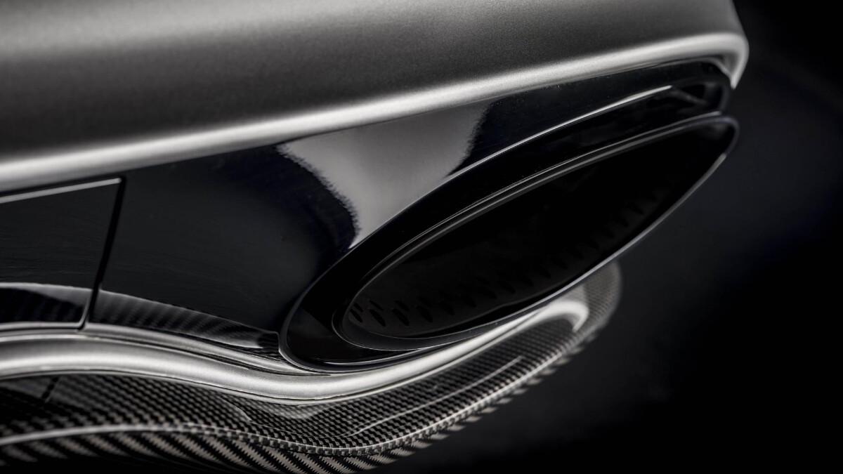 The Bentley Continental GT Speed Exhaust