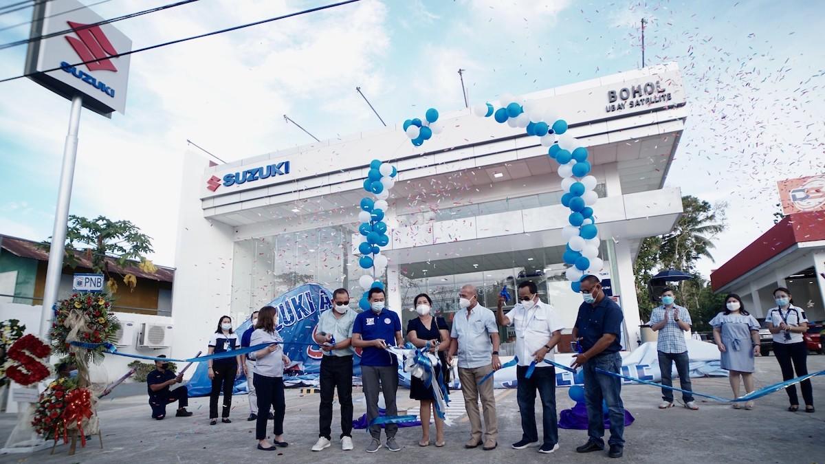 Opening Ceremony of the Suzuki Ubay Sattelite Dealership