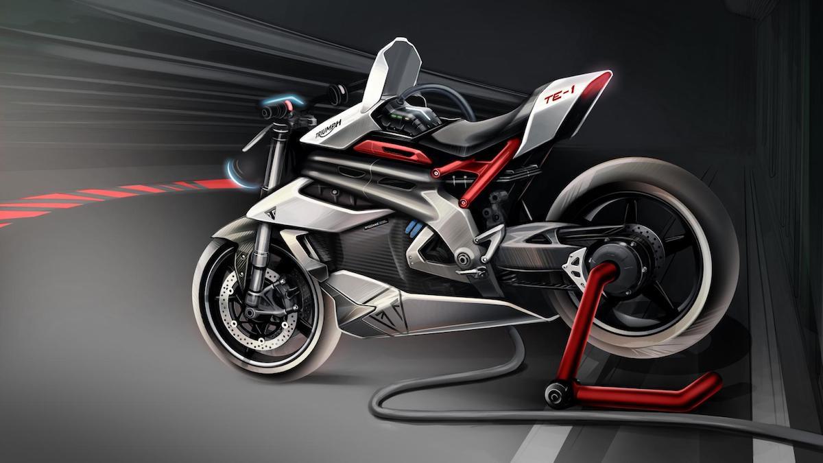 Project Triumph TE-1 Concept