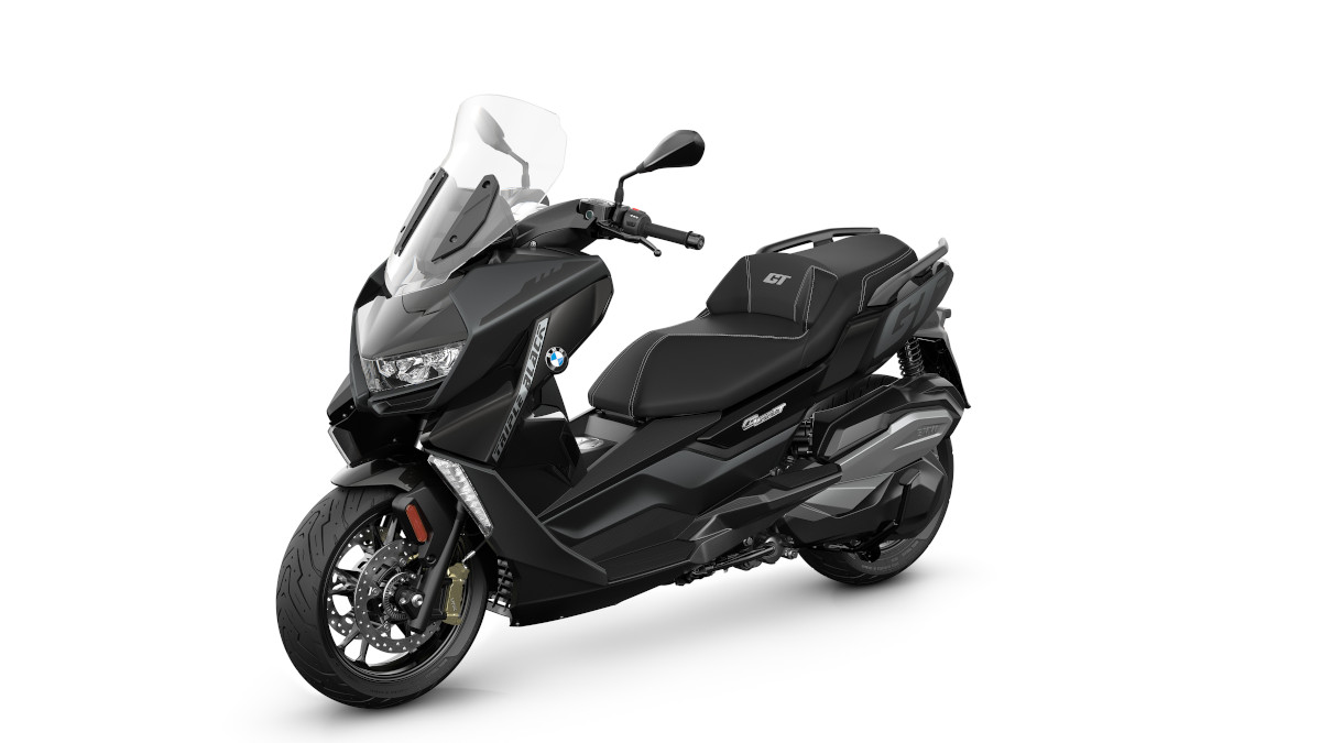 The BMW C400 GT New Color Option