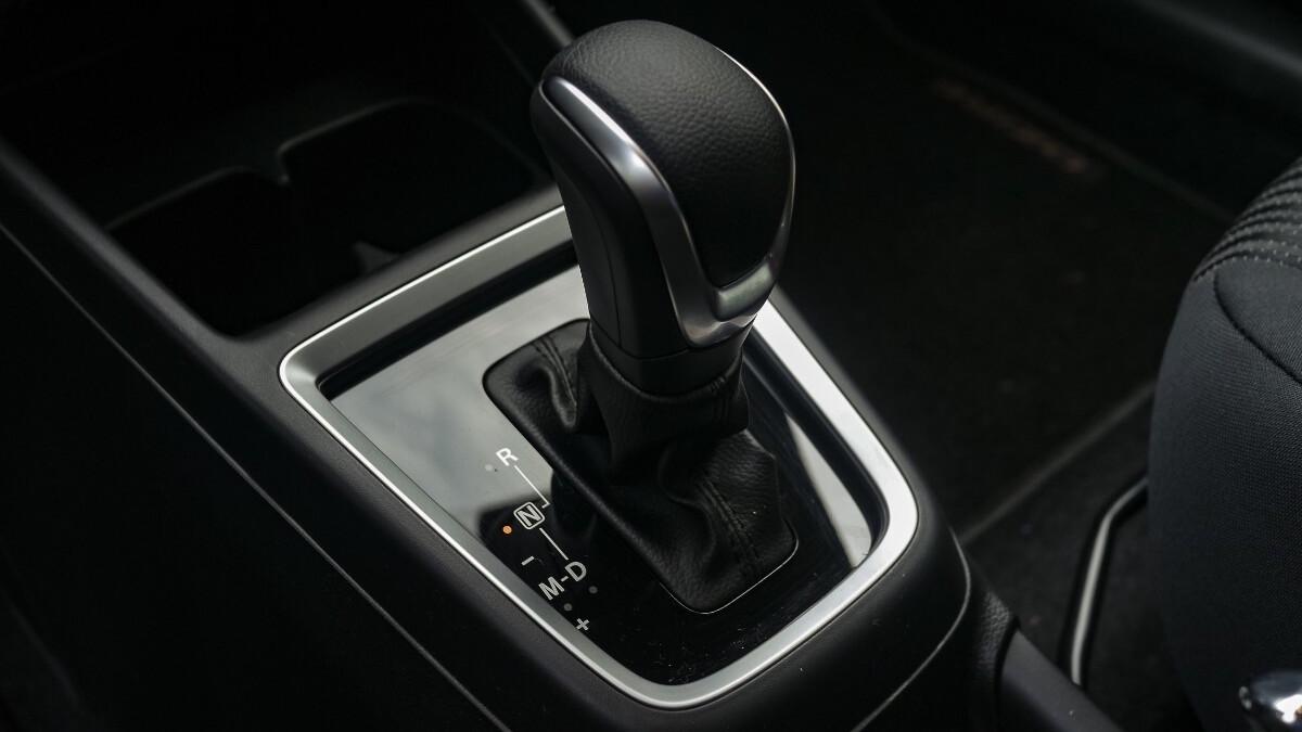 The Suzuki Dzire Gear Stick