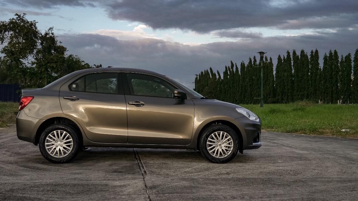 The Suzuki Dzire Profile