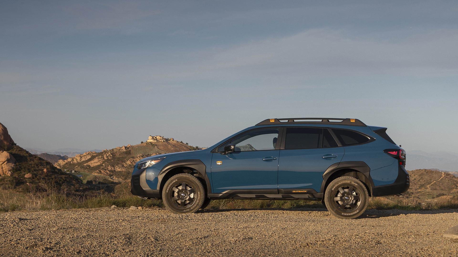 The Subaru Outback Wilderness Profile