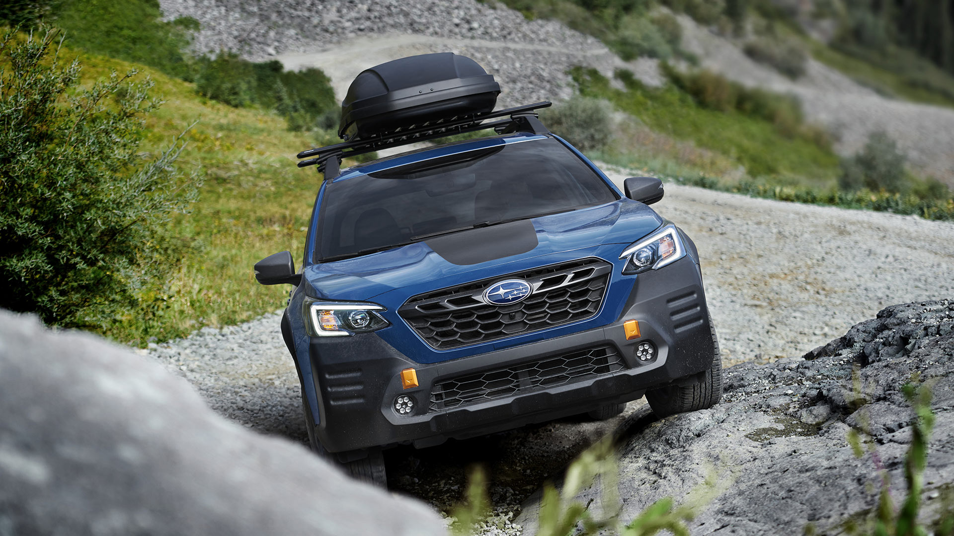 The Subaru Outback Wilderness Offroad