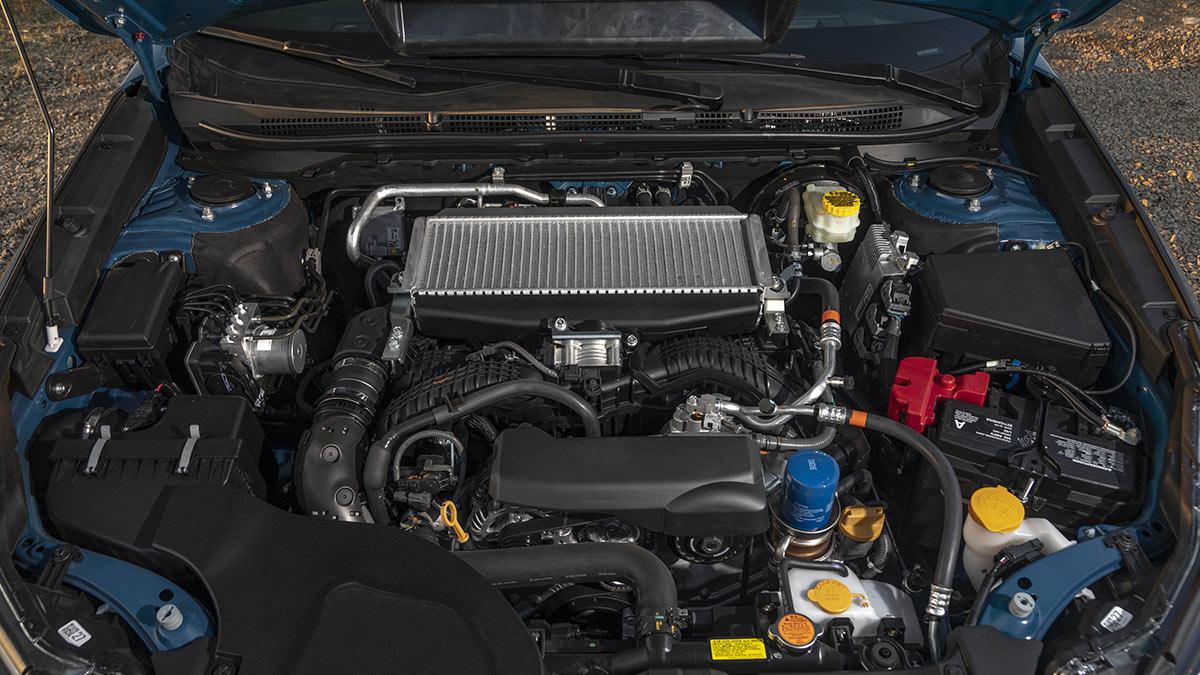 The Subaru Outback Wilderness Engine