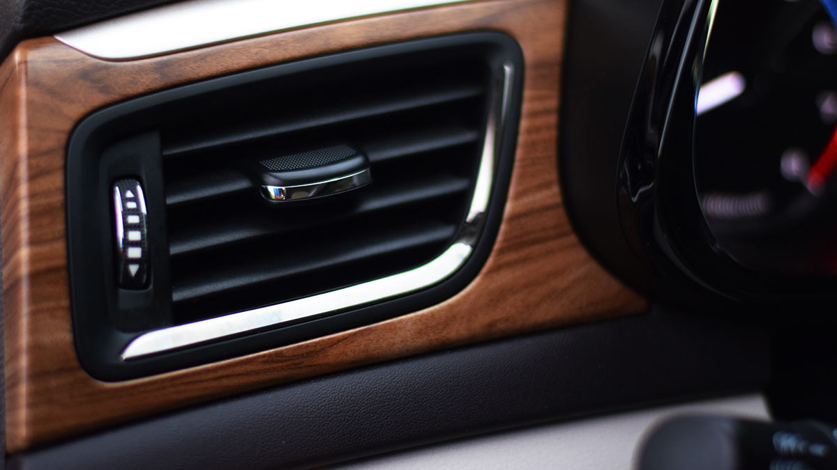 The GAC GS8 Airconditioning Vent
