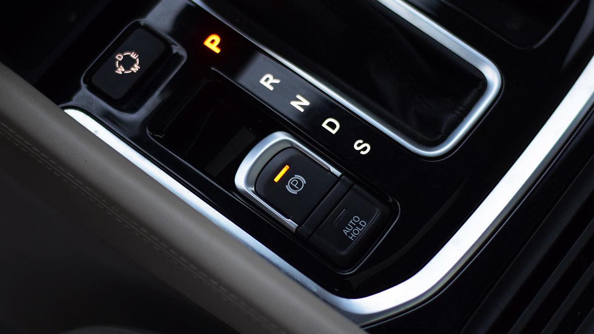 The GAC GS8 Drive Detail