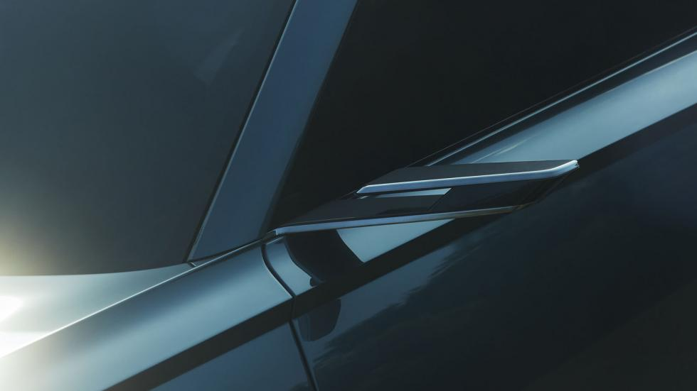 The Genesis X Concept Side Mirror
