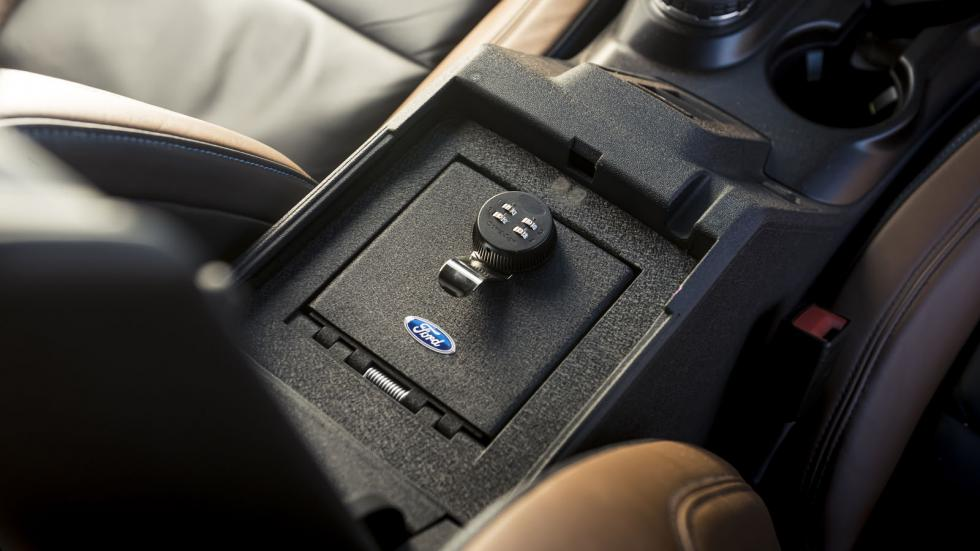 The Ford Bronco Center Console