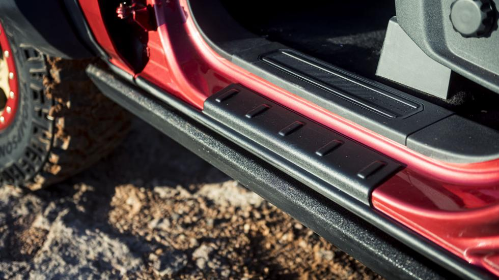 The Ford Bronco Step Board