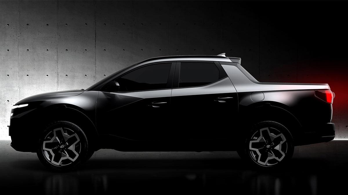 The Hyundai Santa Cruz