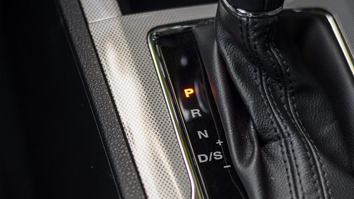The MG RX5 Gear Stick Option