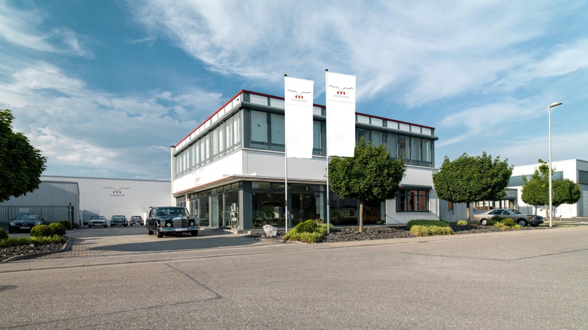 Mechatronik's HQ