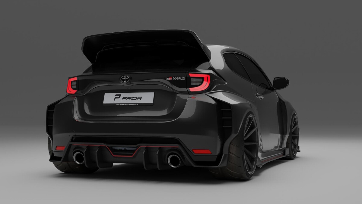 Prioir Design's Toyota GR Yaris