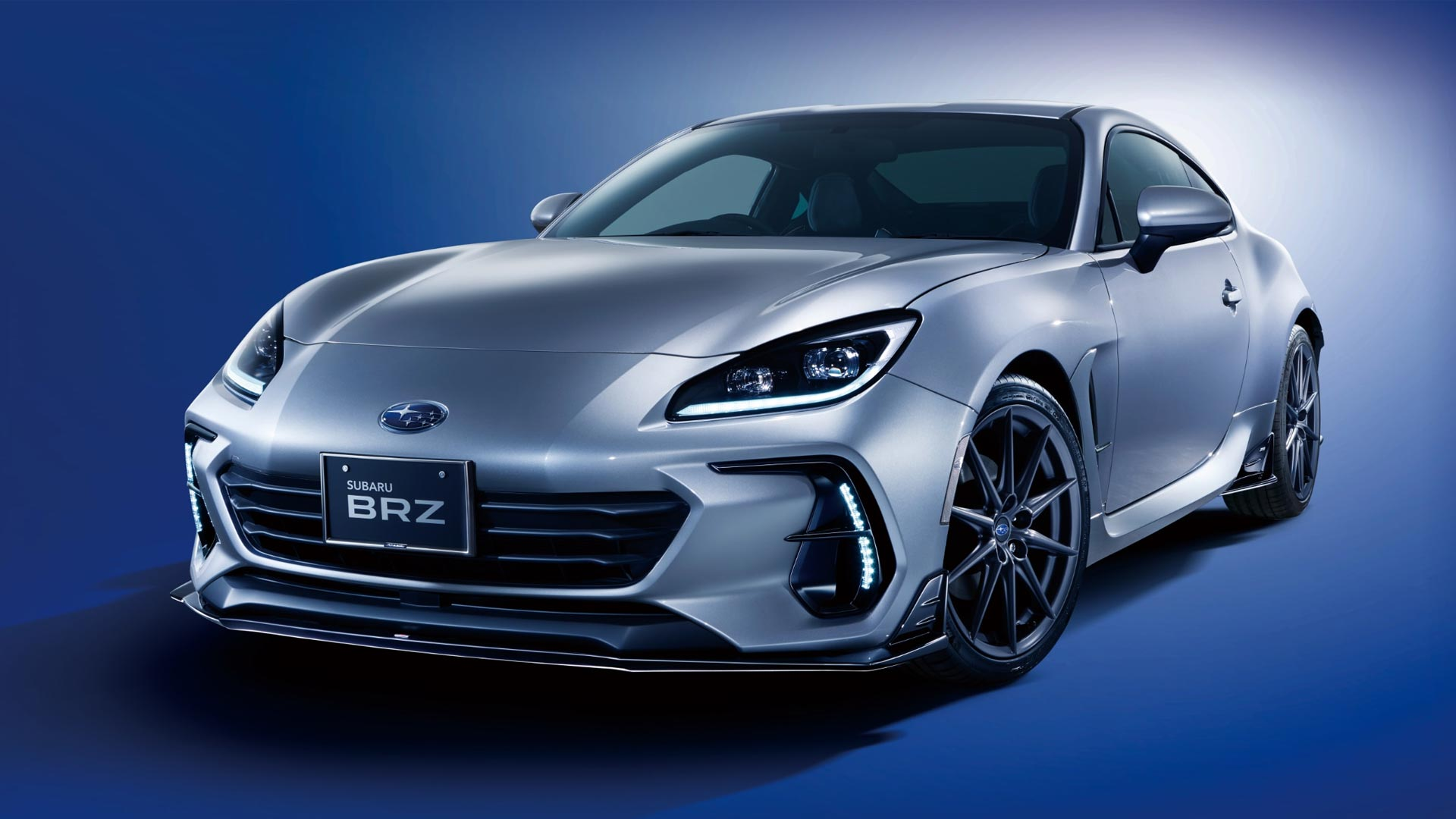 The all-new Subaru BRZ