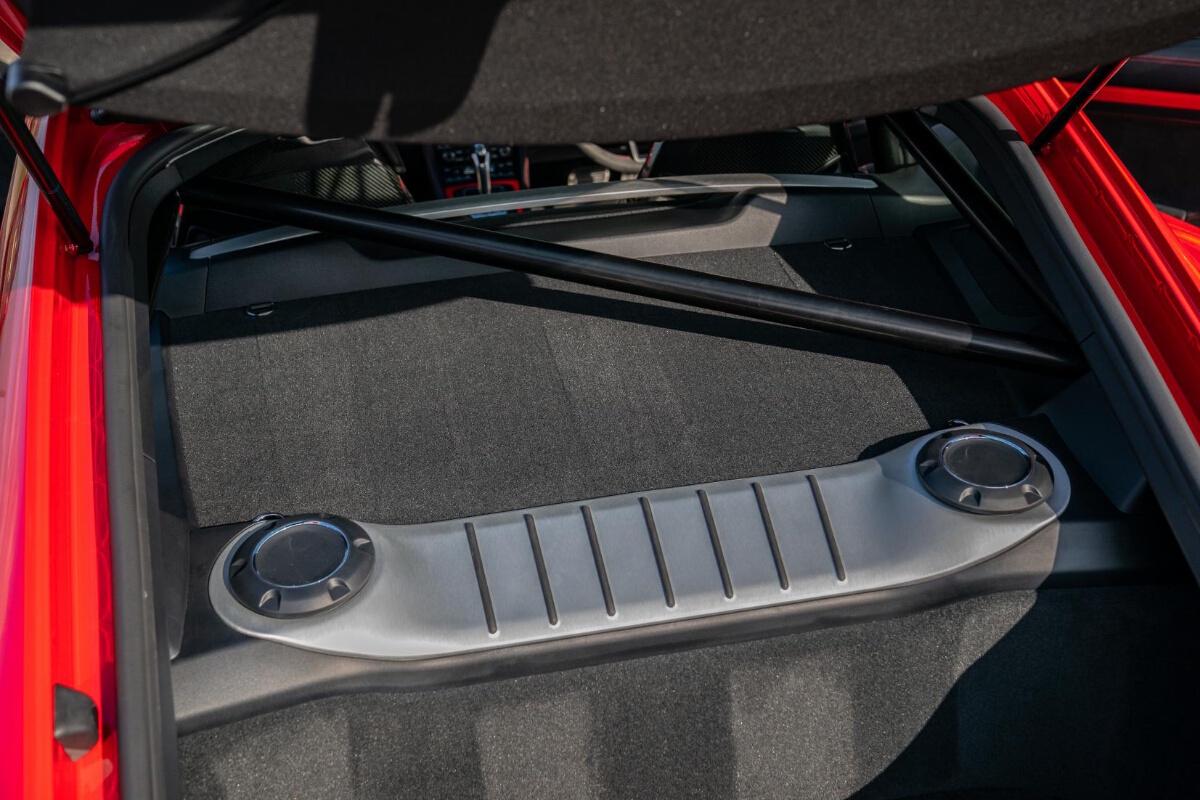 The Porsche 718 Cayman GT4