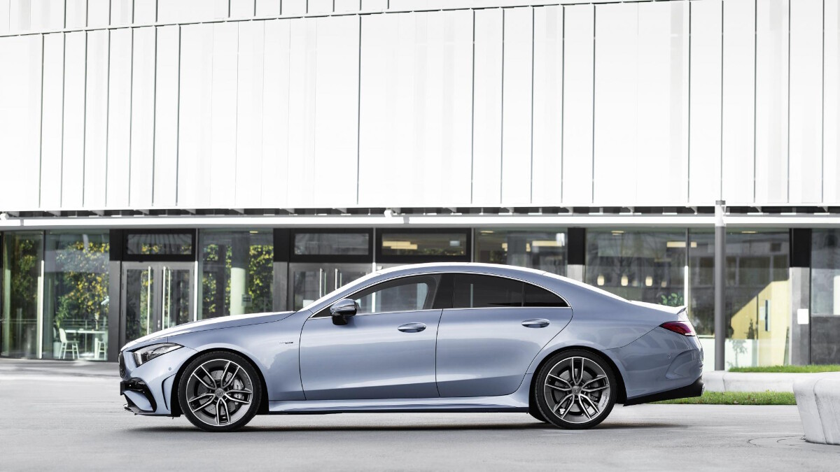 The 2022 Mercedes-Benz CLS Profile