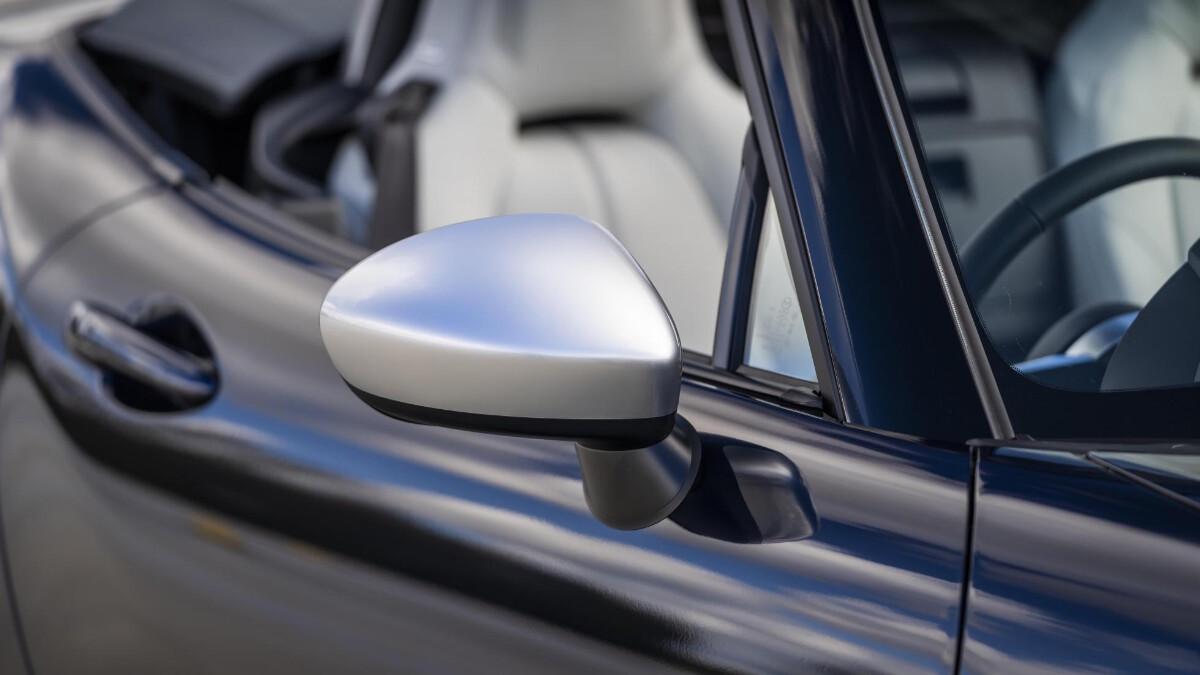 The Mazda MX-5 Sport Venture Edition Side Mirror