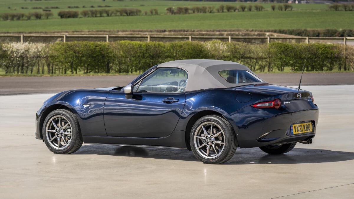 The Mazda MX-5 Sport Venture Edition