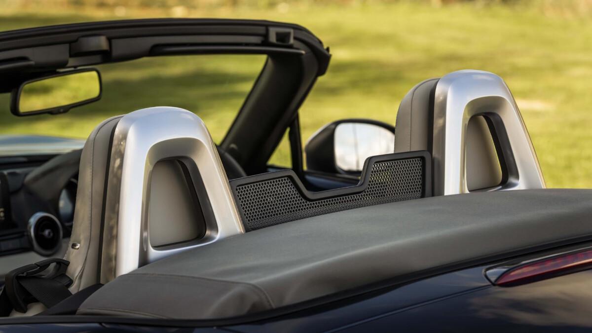 The Mazda MX-5 Sport Venture Edition Close Up
