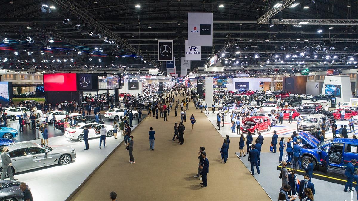 The Bangkok International Motor Show