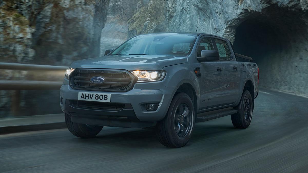 The Ford Ranger Wolftrak
