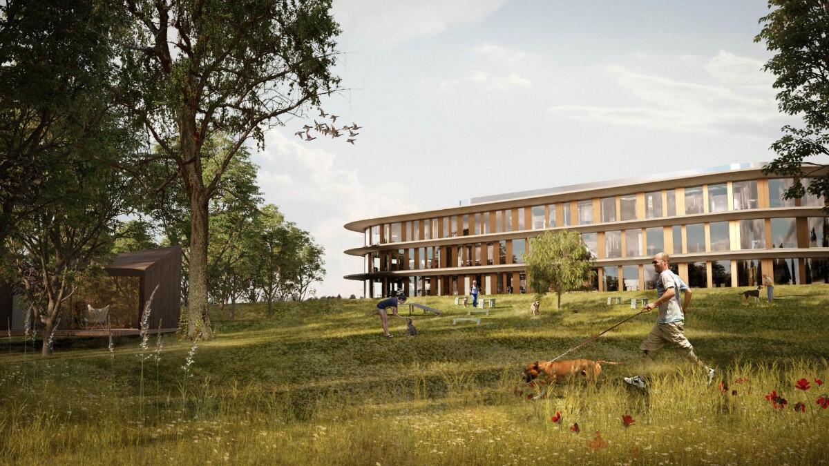 Rimac's plans of a new HQ in Croatia